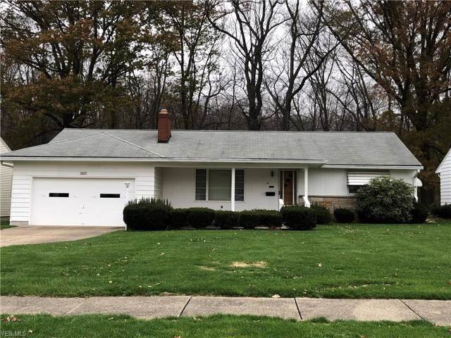 3317 Cricket Drive, Youngstown, OH 44511 (MLS #4149976) :: RE/MAX Trends Realty