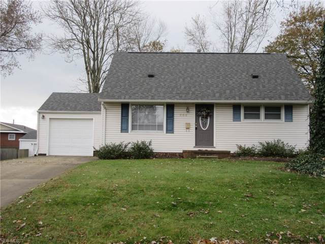308 Rose Lane Street SE, North Canton, OH 44720 (MLS #4150103) :: RE/MAX Edge Realty