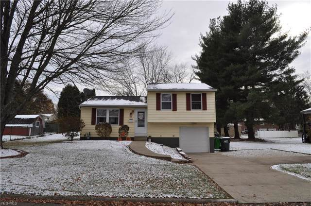 2521 Meadows Avenue NW, Massillon, OH 44647 (MLS #4150155) :: RE/MAX Edge Realty