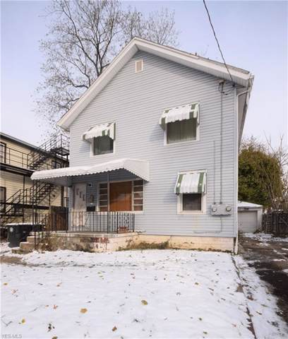 231 Windsor Street, Akron, OH 44306 (MLS #4150163) :: Keller Williams Chervenic Realty