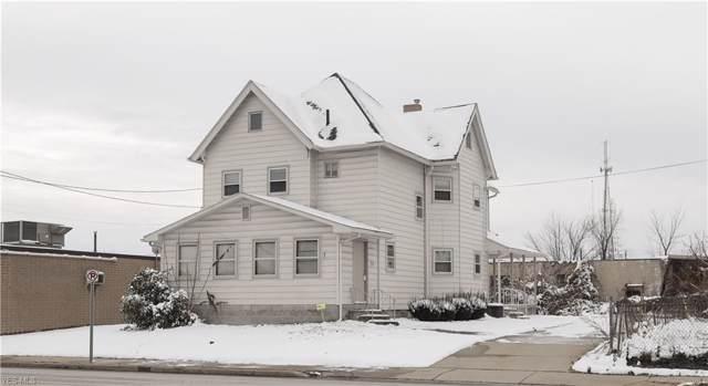 152 Elm Road, Warren, OH 44483 (MLS #4150235) :: The Crockett Team, Howard Hanna