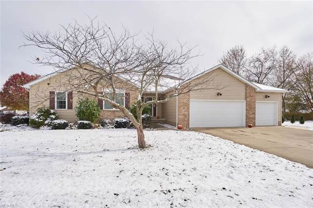5986 University Heights Circle NW, North Canton, OH 44720 (MLS #4150255) :: RE/MAX Trends Realty