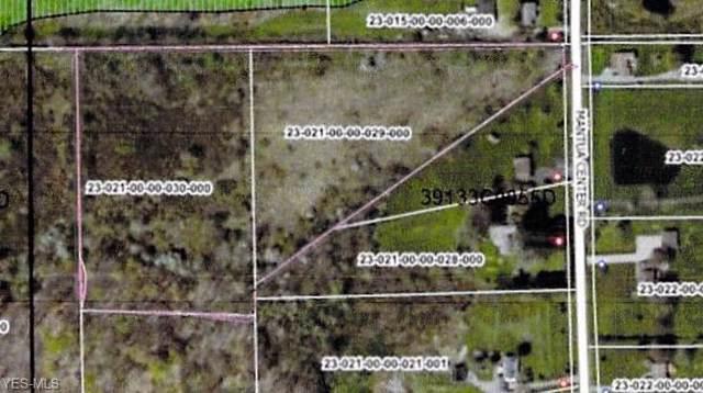 V/L Mantua Center Road, Mantua, OH 44255 (MLS #4150280) :: RE/MAX Pathway
