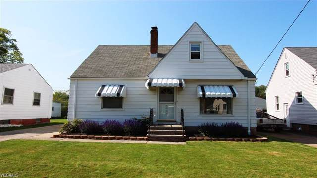 5822 Ira Avenue, Cleveland, OH 44144 (MLS #4150286) :: RE/MAX Valley Real Estate