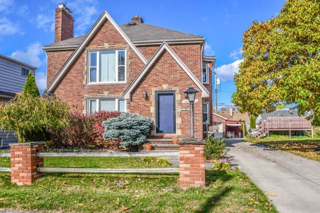 8018 Chesterfield Avenue, Parma, OH 44129 (MLS #4150365) :: RE/MAX Trends Realty