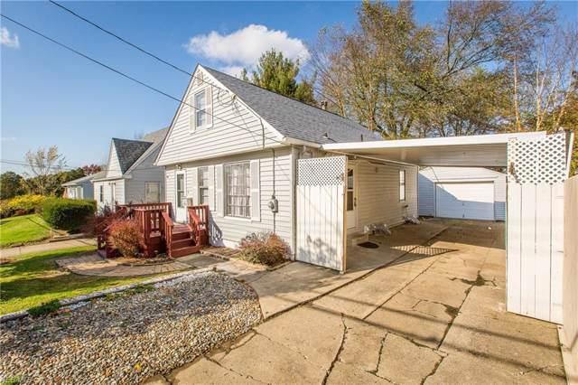 353 Glenn Street, Barberton, OH 44203 (MLS #4150377) :: RE/MAX Edge Realty