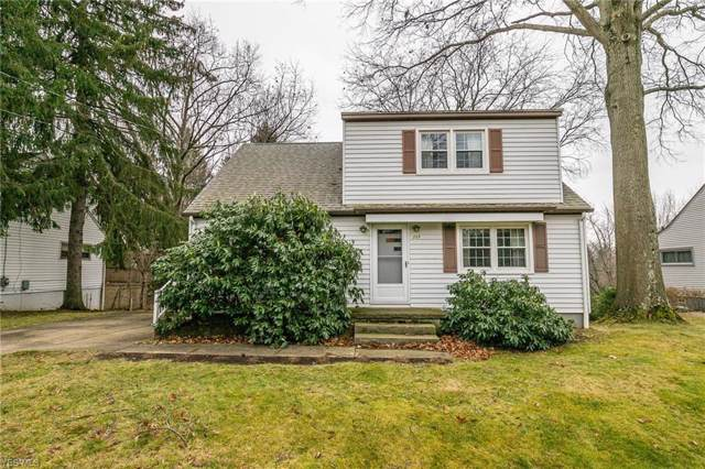 722 Allerton Street, Kent, OH 44240 (MLS #4150391) :: RE/MAX Trends Realty