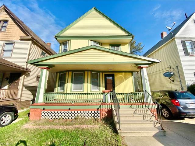 8700 Tompkins Avenue, Cleveland, OH 44102 (MLS #4150416) :: RE/MAX Valley Real Estate