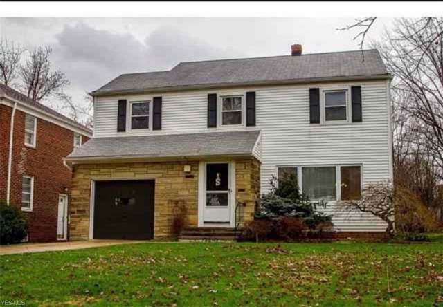 2115 Campus Road, South Euclid, OH 44121 (MLS #4150444) :: RE/MAX Trends Realty