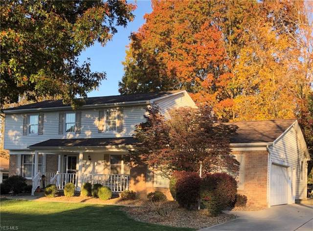 437 Millbrook Street, Canfield, OH 44406 (MLS #4150505) :: RE/MAX Edge Realty