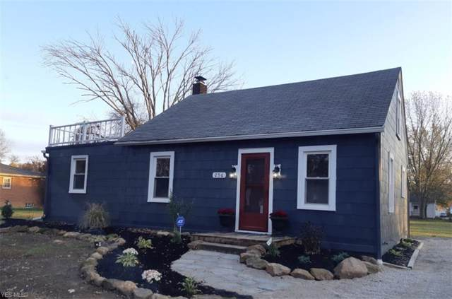 256 E Wisconsin Avenue, Sebring, OH 44672 (MLS #4150524) :: RE/MAX Trends Realty