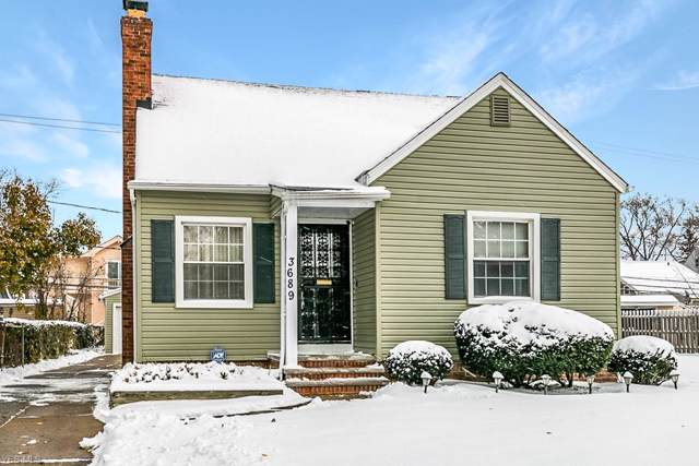 3689 Pennington Road, Shaker Heights, OH 44120 (MLS #4150538) :: RE/MAX Edge Realty