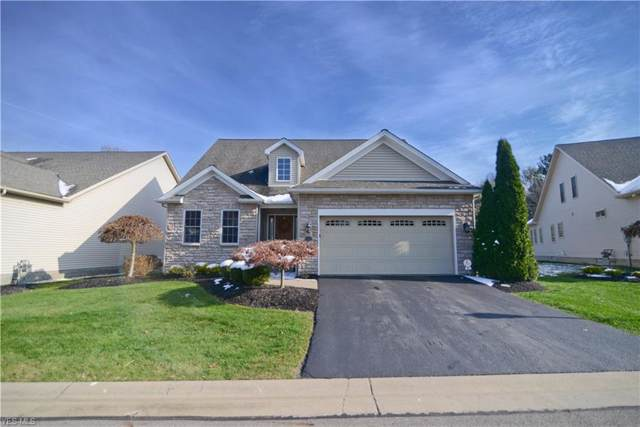 91 Barnstone Lane #9, Canfield, OH 44406 (MLS #4150788) :: RE/MAX Edge Realty
