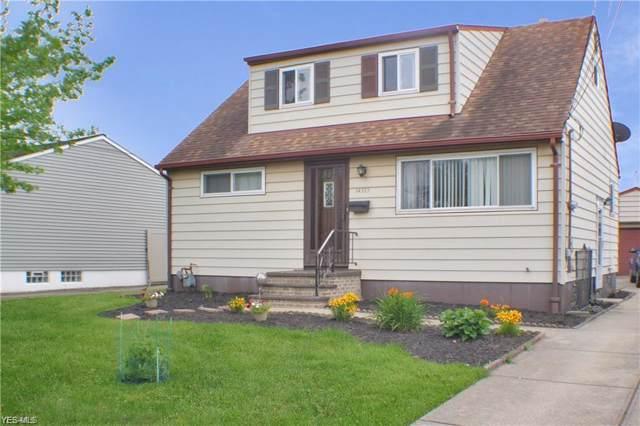 14335 Parkman Boulevard, Brook Park, OH 44142 (MLS #4150831) :: The Crockett Team, Howard Hanna