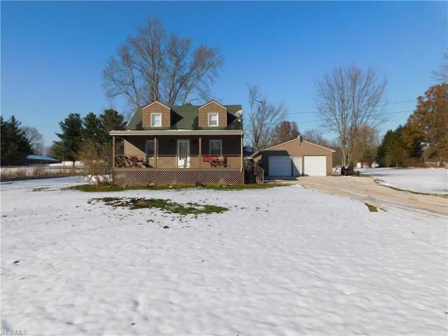 10655 Holcomb Road, Newton Falls, OH 44444 (MLS #4150894) :: RE/MAX Trends Realty