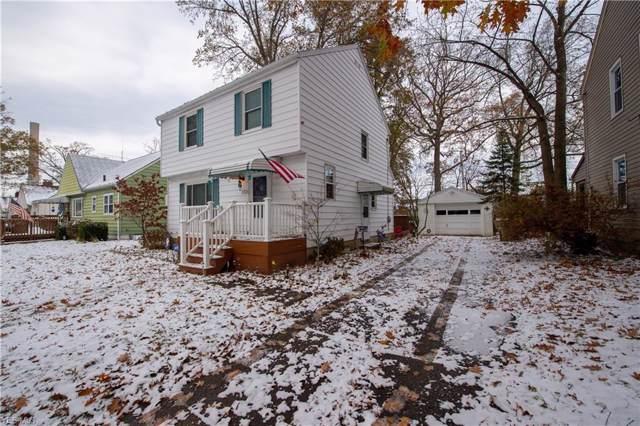 1739 Byrd Avenue, Cuyahoga Falls, OH 44223 (MLS #4150909) :: RE/MAX Edge Realty