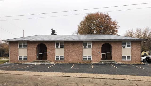 619 8th Street NW, Canton, OH 44703 (MLS #4151128) :: RE/MAX Edge Realty