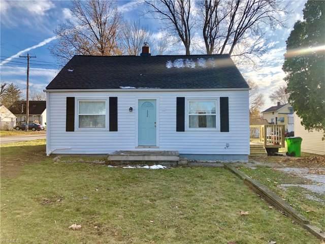 1252 Benton Street, Barberton, OH 44203 (MLS #4151164) :: RE/MAX Edge Realty