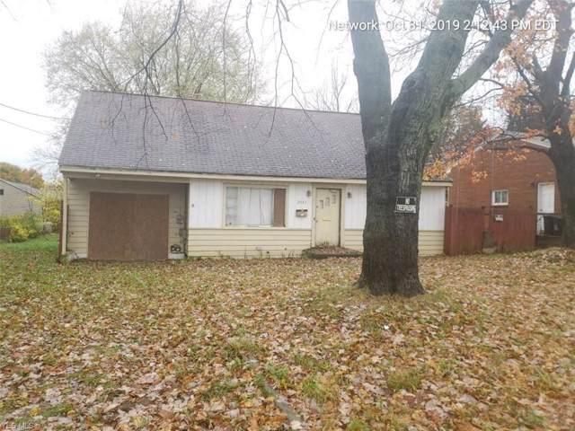 2943 Kirby Avenue NE, Canton, OH 44705 (MLS #4151248) :: The Crockett Team, Howard Hanna