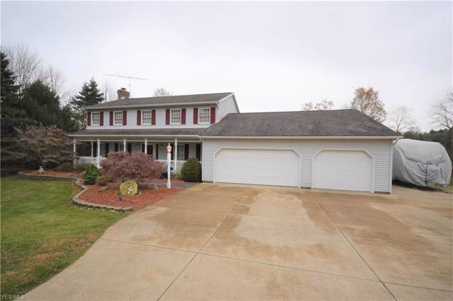 228 Yager Road, New Franklin, OH 44216 (MLS #4151267) :: Keller Williams Chervenic Realty