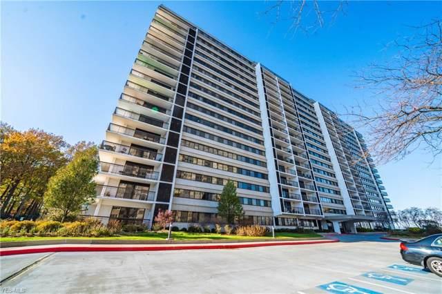 12550 Lake Avenue #712, Lakewood, OH 44107 (MLS #4151396) :: The Crockett Team, Howard Hanna