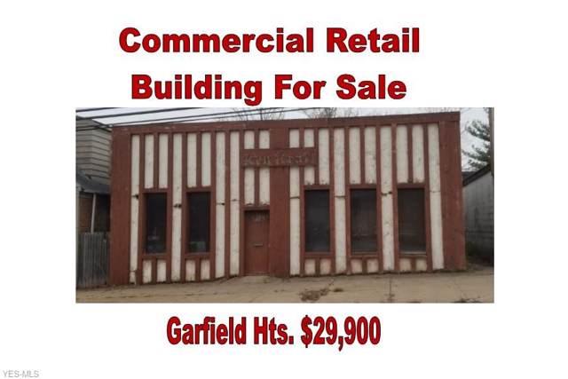 4664 Warner Road, Garfield Heights, OH 44125 (MLS #4151451) :: RE/MAX Trends Realty