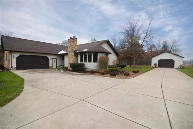 9897 Silica Road, North Jackson, OH 44451 (MLS #4151488) :: The Crockett Team, Howard Hanna