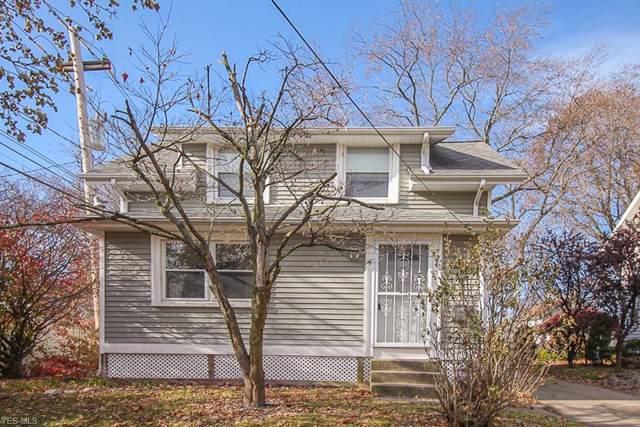 1270 Lily Street, Akron, OH 44301 (MLS #4151619) :: The Crockett Team, Howard Hanna
