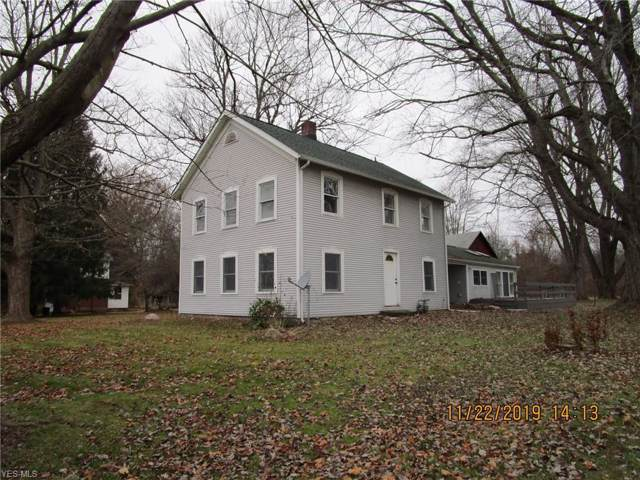 106 W Main Street, Orwell, OH 44076 (MLS #4152238) :: The Holden Agency