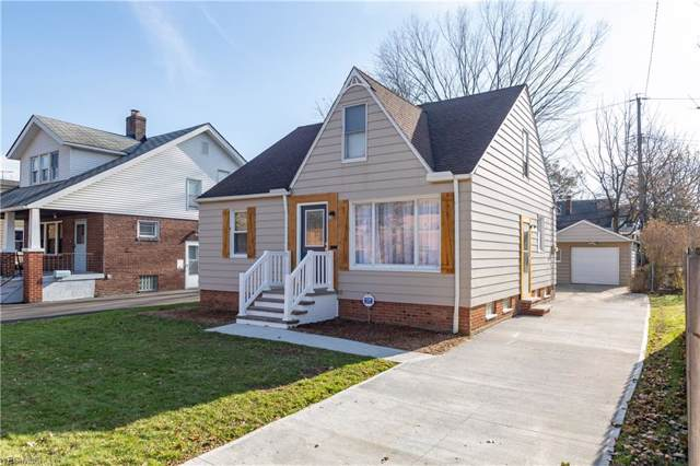 4478 Laurel Road, South Euclid, OH 44121 (MLS #4152927) :: Tammy Grogan and Associates at Cutler Real Estate