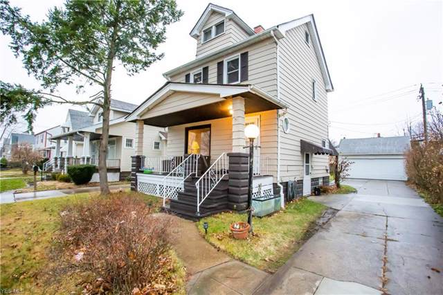 10413 S Highland Avenue, Garfield Heights, OH 44125 (MLS #4153445) :: RE/MAX Trends Realty
