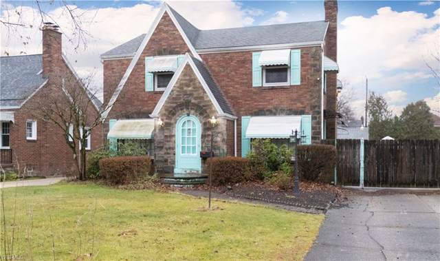 4216 Euclid Boulevard, Youngstown, OH 44512 (MLS #4153446) :: RE/MAX Trends Realty