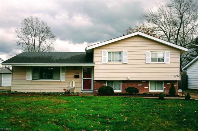 1319 Golden Gate Boulevard, Mayfield Heights, OH 44124 (MLS #4153455) :: Tammy Grogan and Associates at Cutler Real Estate