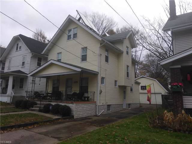125 Burton Avenue, Akron, OH 44302 (MLS #4153691) :: RE/MAX Trends Realty