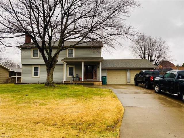 315 Imperial Drive, East Liverpool, OH 43920 (MLS #4154079) :: RE/MAX Valley Real Estate