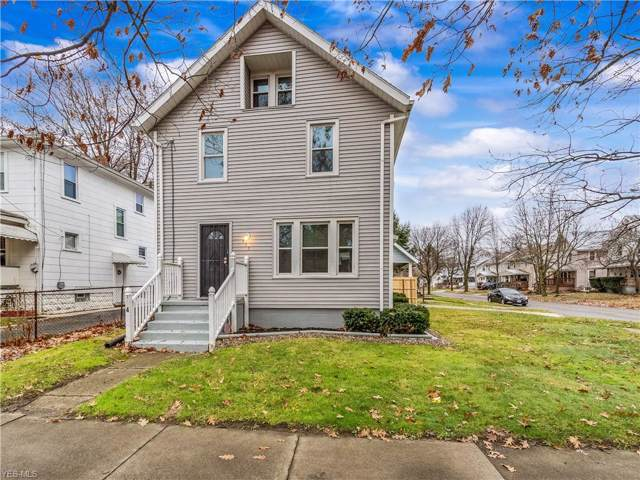 614 Lovers Lane, Akron, OH 44311 (MLS #4154081) :: RE/MAX Trends Realty
