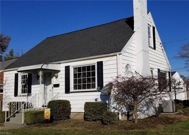 750 Mathias Avenue NE, Massillon, OH 44646 (MLS #4154106) :: The Crockett Team, Howard Hanna