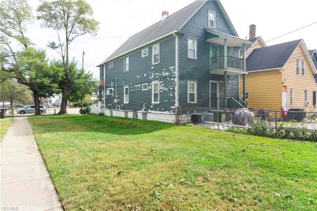 2460 W 10th Street, Cleveland, OH 44113 (MLS #4154136) :: The Holden Agency