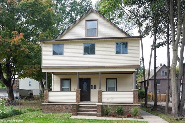 2462 W 10th Street, Cleveland, OH 44113 (MLS #4154147) :: The Holden Agency