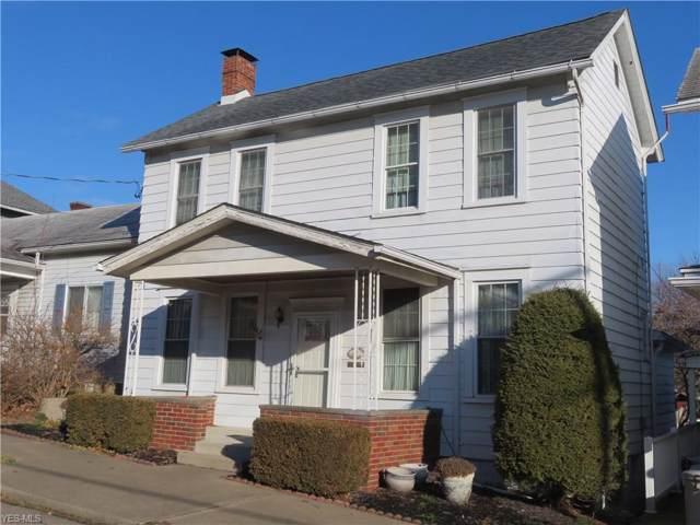 131 Cherry Street, Barnesville, OH 43713 (MLS #4154251) :: The Crockett Team, Howard Hanna