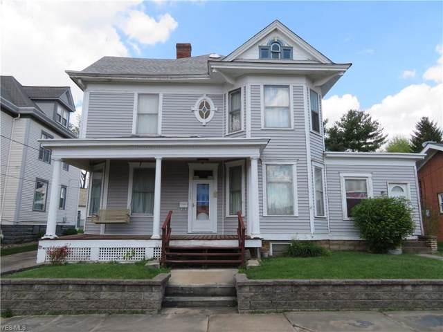 123 Walnut Street, Barnesville, OH 43713 (MLS #4154297) :: The Crockett Team, Howard Hanna