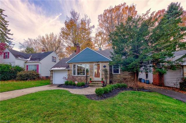 978 Quarry Drive, Cleveland Heights, OH 44121 (MLS #4154474) :: RE/MAX Trends Realty