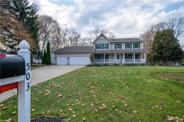 503 Manhattan, Painesville Township, OH 44077 (MLS #4154540) :: RE/MAX Trends Realty
