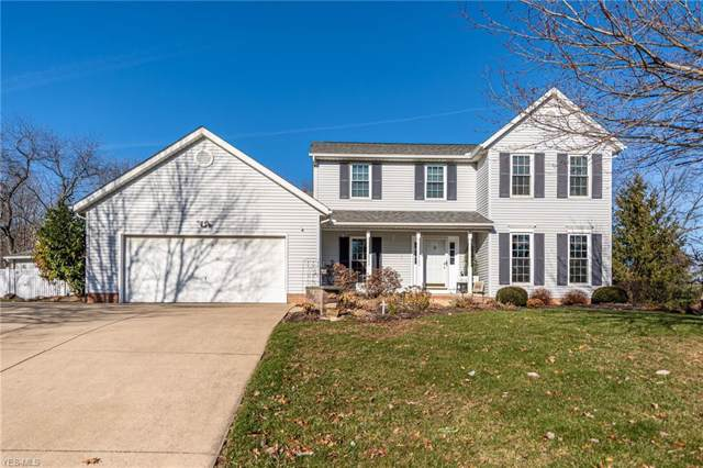2373 Vixen Street NW, North Canton, OH 44720 (MLS #4154635) :: RE/MAX Trends Realty