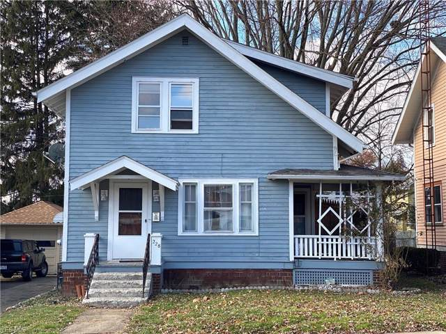 228 College Avenue, Wooster, OH 44691 (MLS #4154889) :: RE/MAX Trends Realty