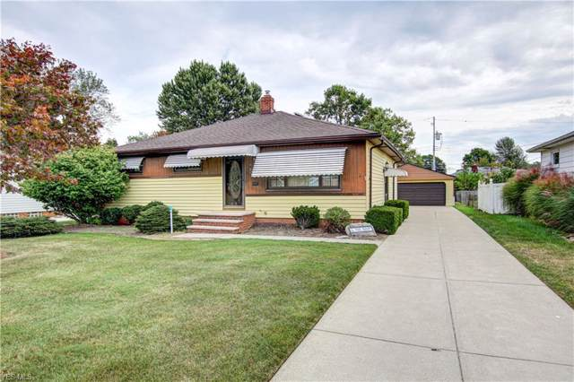 7615 Sleepy Hollow Drive, Parma, OH 44130 (MLS #4155138) :: RE/MAX Trends Realty