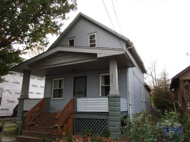 3026 W 46th Street, Cleveland, OH 44102 (MLS #4155187) :: RE/MAX Valley Real Estate