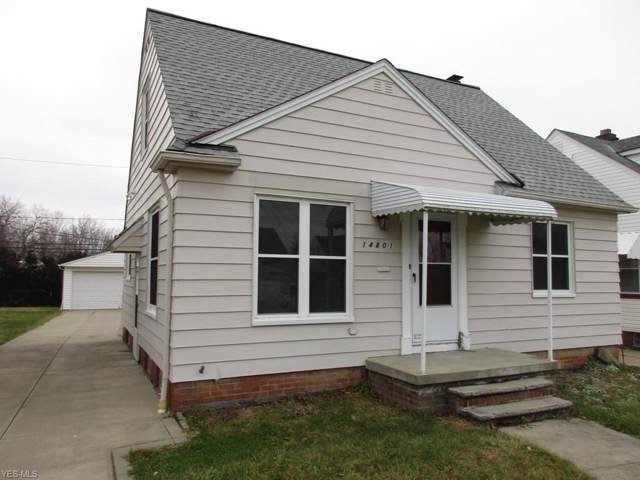 14801 Reddington Avenue, Maple Heights, OH 44137 (MLS #4155428) :: RE/MAX Trends Realty