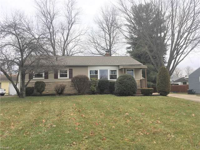 4063 Jeanette Drive SE, Warren, OH 44484 (MLS #4155607) :: RE/MAX Trends Realty