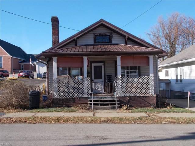216 N Broadway Street, Barnesville, OH 43713 (MLS #4155715) :: The Crockett Team, Howard Hanna